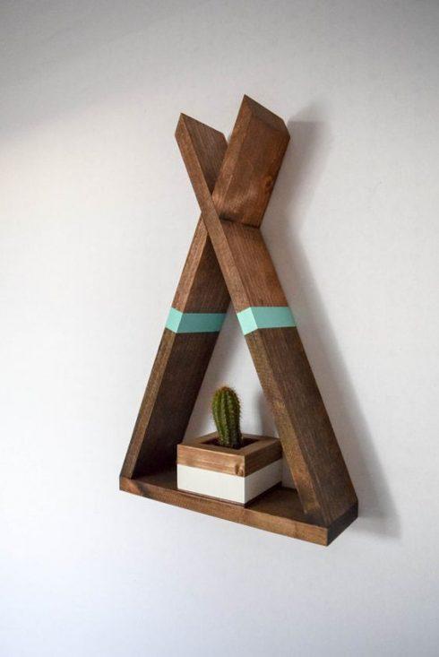 باکس چوبی دکوری