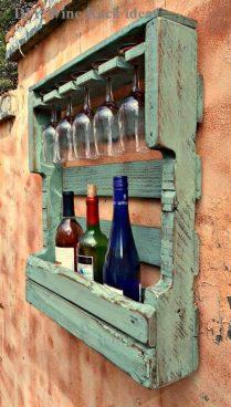 باکس شیشه نوشیدنی