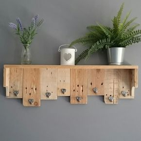 قفسه و جاکلیدی دیواری طرح معین
